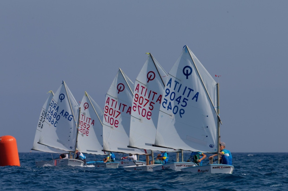 38° Meeting del Garda Optimist